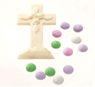 Easter Cross with Mini Mints