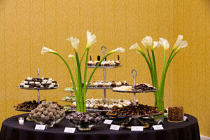 Dessert Table at Marriott MeadowView