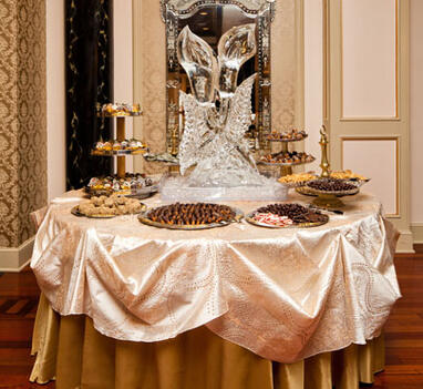 Dessert Table at The Carnegie