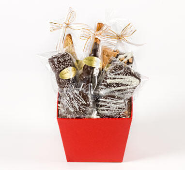 Scrumptious Sweets Basket