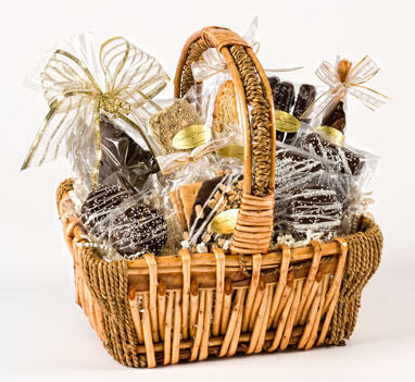Extravagant Chocolate Basket