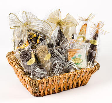 "Basket ""Classic Chocolate Sampler"""