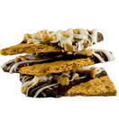 Trio of Chocolate & Toffee Crunch Grahams