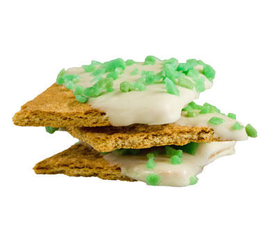 Trio of Key Lime Grahams