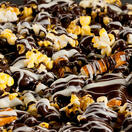 Popcorn & Pretzels, Chocolate Covered