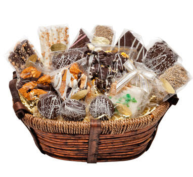 "Basket ""Bountiful"""