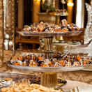 Chocolate Dessert Table Selections