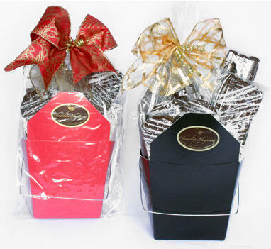 Chocolate Takeout Gift Box